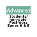 advanced students and postdocs