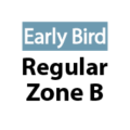 Early Bird Regular ZoneB